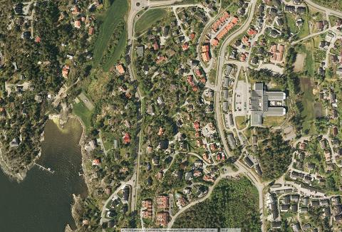 Det er Øståsveien på Brevik som blir omregulert. Veien er en avstikker fra Brevikveien.