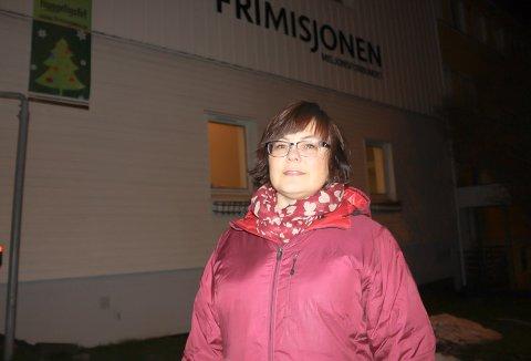 KAN BLI DEN SISTE: Ellisiv Yttervik går profesjonsstudiet i teologi ved UiT. Studenten har et kall om å bli prest, men kan bli blant de iste som får fullføre studiet i Tromsø.