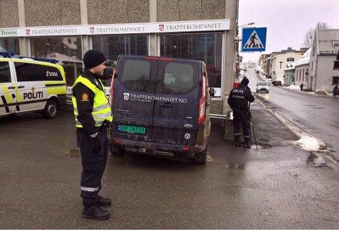 Nå svir det ekstra om du blir tatt av politiet i trafikken. Foto: Bengt Nielsen