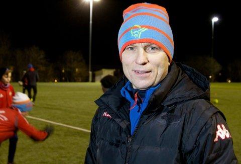 SAVNER ANLEGG: - Vi har et kjempeproblem i Tromsø, og det er rammebetingelsene, sier Steinar Nilsen.