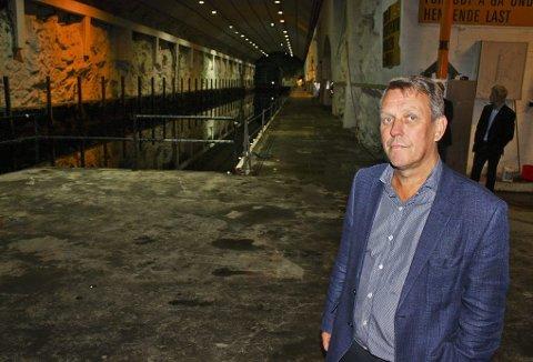 SATSER PÅ OLAVSVERN: Gunnar Wilhelmsen har gjort en avtale om å selge deler av Olavsvern.