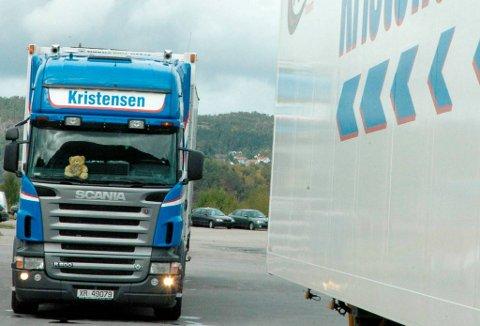 MÅ REDUSERE: Kristensen Transport AS på Nord-Statland har mistet avtalen med Coop Norge om kjøring på strekninga Trondheim til Bodø, hvilket betyr at bedriften mest trolig må kutte i staben og redusere på drifta.