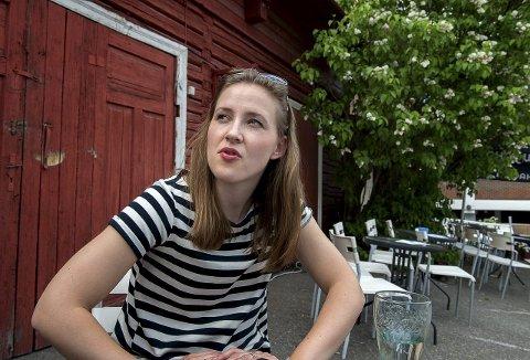 HETT NAVN: Ellen Andrea Wang er et ettertraktet navn på landets jazzscener, og til sommeren er jazzfestivalen på Kongsberg en av de heldige som får besøk av bassisten fra Søndre Land.