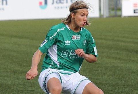 KLAR FOR KOLBOTN: Lena Soleng Hansen har signert for KIL.