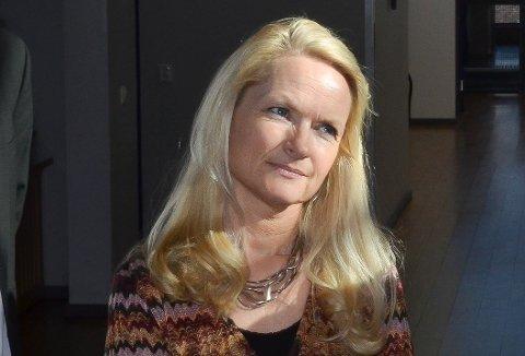 OPPRYDDING: Anne Christel Johnsgaard (Ap) klar til innsats i kommunestyret.