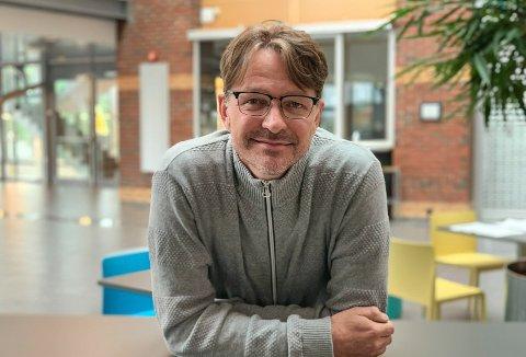 RIKTIG: Sportslig leder Sondre Wahlstrøm synes det er riktig å stenge nå.