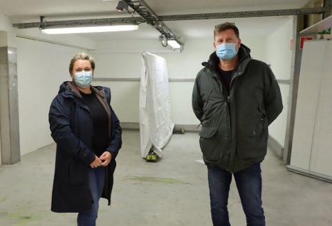 Svar: Ordfører Karoline Fjeldstad og assisterende rådmann Steffen Tjerbo har fått avklart at de ikke kan korte ned intervallet mellom vaksinedosene.