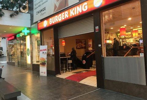 I Glasshuset i Bodø er Burger King etablert, også flere steder rundt om i Nord-Norge. Men det er usikkert når kjeden kommer til Mo i Rana.