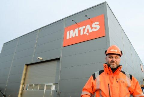 - I løpet av to minutt får kundene svar på hva det koster, sier markeds- og salgssjef Lars Magnussen i Imtas. Med standardserien kommer det også standard pris.