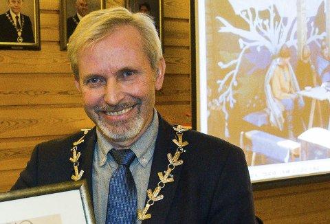 Ordfører Per R. Berger i Hole får fornyet tillit fra partiet.