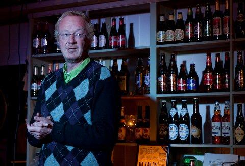 FOLKEMØTE: Terje Andersen arrangerer tirsdag  fokemøtet «Krypto for dummies» på Kooperativen.