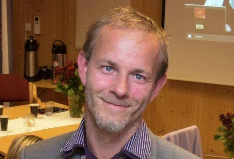 FORESLÅTT: 28.-29. april er det årsmøte i Buskerud Arbeiderparti. Mons-Ivar Mjelde er kandidat til å ta over ledervervet i fylkespartiet.
