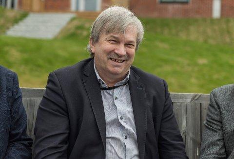 BISETTELSE: Torsdag bisettes Kjell B. Hansen.