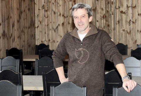 VIL DRIVE SELV: Næringssjef i Skien kommune, Ken Lien, har sagt opp stillingen sin for å drive og utvikle egen bedrift.