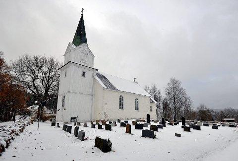 FOR KLIMA: Det blir klimagudtjeneste i Hurum kirke i forbindelse med Klimafestivalens siste dag  på Kulturhuset Hovtun søndag.  Arkiv