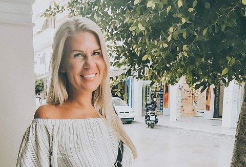 PODKAST: Linn Aune fra Sandefjord har sammen med venninnen Lene Alexandra Øien startet podkasten «Det er ikke deg, det er meg».