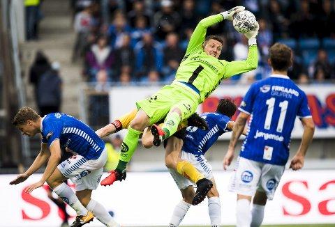 Kommer tilbake: Anders Kristiansen kommer tilbake til Sarpsborg 08 etter flere sesonger i belgisk fotball.