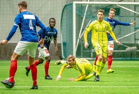 Sarpsborg 08 vant komfortabelt mot et ungt Vålerenga i årets første treningskamp. Motstanden er ventet å bli hardere utover.