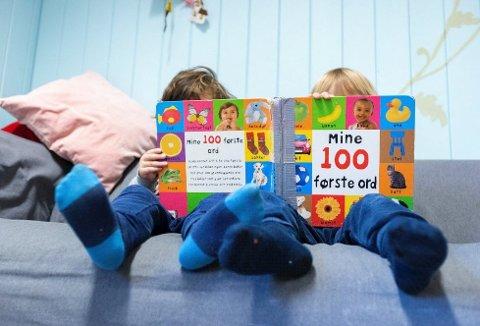 FÅ LEDIGE PLASSER: Det finnes i dag få ledige barnehageplasser i Sarpsborg.