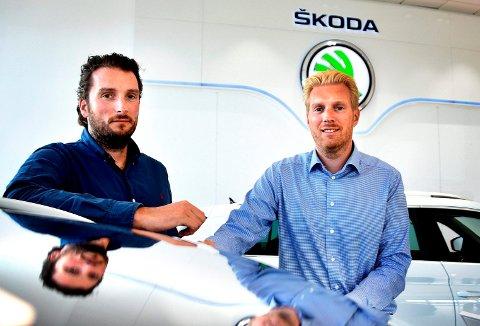 Brødrene Henrik og Kristian Walstad har styrt familiebedriften til nye høyder.