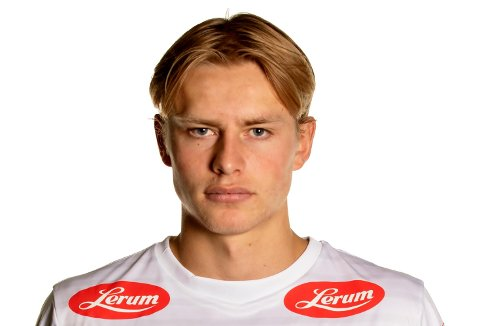 PÅ UTLÅN: Tobias Bjørnebye (21) håpar å spela mange kampar gjennom utlånsavtalen med Hødd.