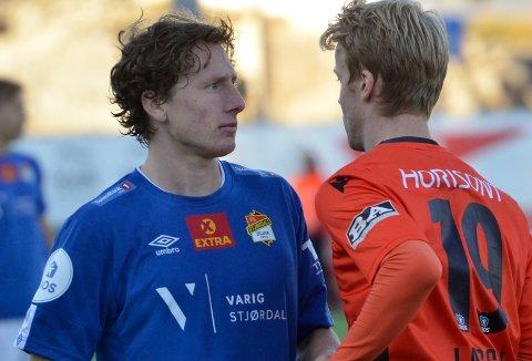 GOD: Håvard Lorentsen har tatt norsk toppfotball med storm. Steinkjer-gutten var en viktig bidragsyter til at Stjørdals-Blink i helga slo Tromsø.