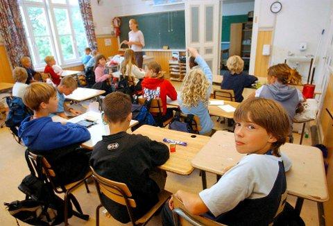 TIDLIG INNSATS: Det kommer nå mer penger til tidlig innsats i barneskolen i Porsgrunn.