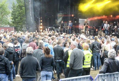 SATSER PÅ 2021: Treungenfestivalen ble avlyst i 2020. Nå satses det friskt på 2021-festivalen.