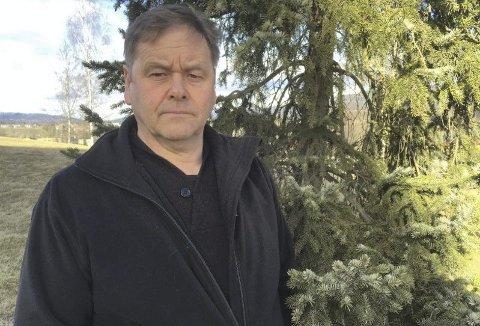 – Et mysterium: – Det er ikke reist noen sak eller anklager mot sokneprest Rune Lia, så denne saken et stort mysterium for folk flest, sier Kristian Hanto. foto: ingebjørg bø