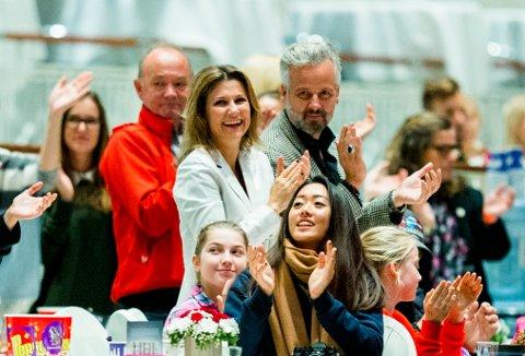 SKILTE LAG: I 2016 tok det lykkelige ekteskapet til Märta Louise og Ari Behn slutt. Flere skilte seg i Telemark fra 2015 til 2016.Foto: Vegard Wivestad Grøtt / NTB scanpix
