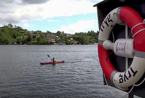 13 DRUKNET: 13 personer i Telemark druknet i 2017. Bare i Møre og Romsdal var det flere drukningsulykker enn i Telemark