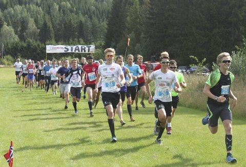 Prøver igjen: Svanstul fjelløp arrangeres for fjerde gang denne helgen. 150-160 deltakere har vært standarden siden oppstarten. foto: privat