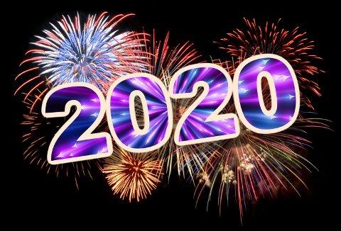 2020: Da kan vi ønske et nytt år velkommen - måtte det bli fredelig!