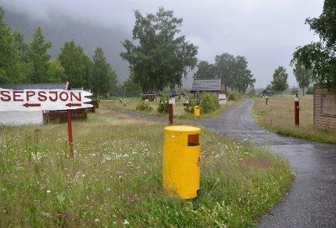 MULIGHETER: Om du har drømt om å eie en kro og en campingplass, har du sjansen her. Tinnsjø Kro og camping blir snart lagt ut for salg.