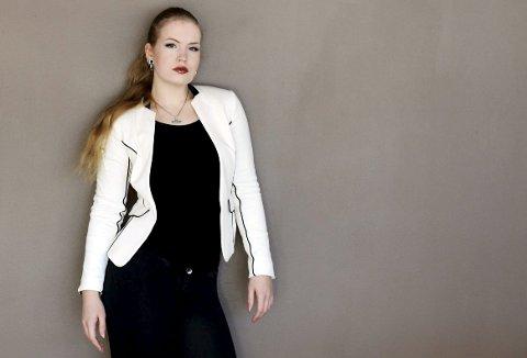 GRØNNE KLØR: Murer og Senterparti-politiker Lise Marie Sommerstad er spaltist i Tønsbergs Blad.