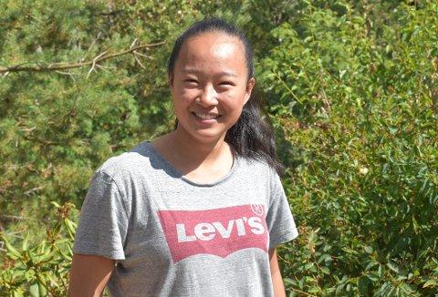 TAEKWON-DO: Lina er klar for sitt første VM!