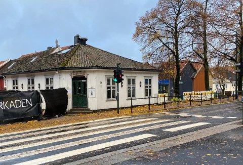 BAROCKEN: Hittil i år har BaRocken i Nedre Langgate holdt stengt. Nå håpes det på lysere tider.