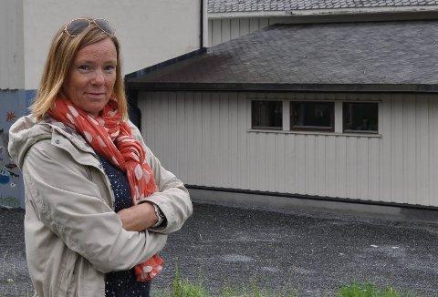 Protest: Markedssjef i Amfi Valdres, Bente Kristin Anti, er lite fornøyd med nedleggelsen av kundesenteret til Schibsted og markerer det med å slutte å annonsere hos selskapet.