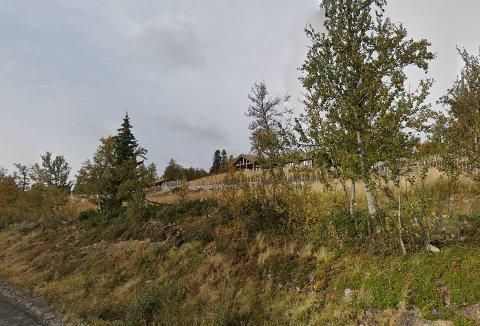 DYRESTE EIENDOM: Denne hytta i Haralie på Lenningen ble solgt for kr 5.200.000, og ble med det dyreste eiendom omsatt i Etnedal i desember.