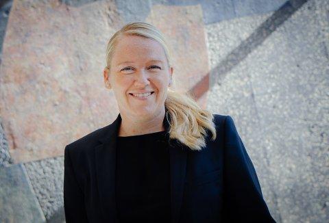 Ta deg helt fri i sommer, oppfordrer Ingrid Schjelderup Bygland i ledertreningsselskapet Dale Carnegie Training.