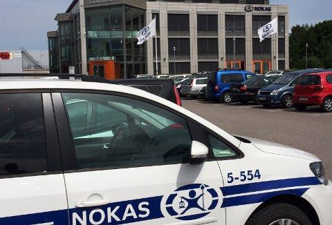 VANT OVER BANKENE: Striden om gebyrpolitikk i Finland har gitt mye medieomtale, og har ført til at flere har blitt interessert i Nokas' løsninger.