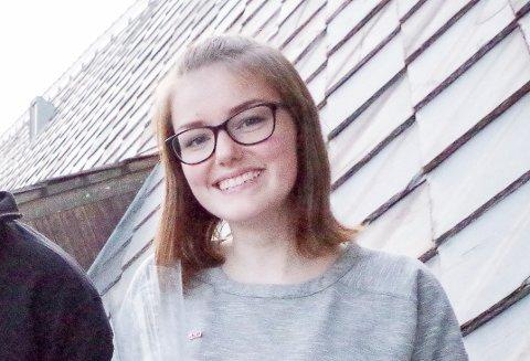 AUF-LEDER I NORD-ØSTERDALEN: Karianne Solvang Skjæret fra Alvdal.