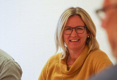 ORDFØRER: Merete Myhre Moen (Sp) er ordfører i Tynset.