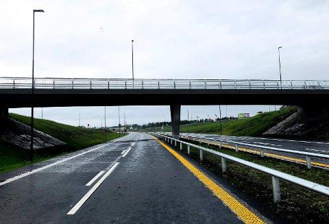 MISNØYE: Er den nye riksveg 3/25 mellom Elverum og Løten for ruglete? Meningene er delte.