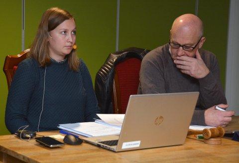 Ingrid Waagen og Arne Magnus Aasen blir nå til sammen 120 prosent.
