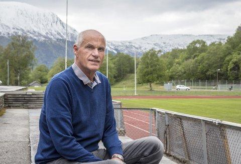 Alltid med: Gunnar Olav Furu har alltid vært med under Hydro Cup, og det kommer ikke til å forandre seg selv om han fra neste år ikke lenger skal være en del av cupledelsen.