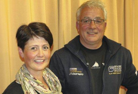 LEIARDUO: Per Lerøy (Ap) held fram som ordførar i Austrheim, med Anne Dahle Austrheim (KrF) som varaordførar. foto Helge Dyrkolbotn, Austrheim kommune