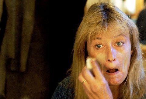 I 2003 spilte Merete Armand i «Ronja Røverdatter» på DNS.