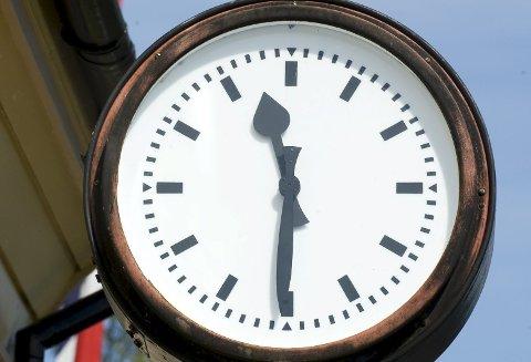 I dag er første kjøredag og så går toget hver søndag frem til og med søndag 10. september. Første avgang er fra Garnes kl. 1130, retur fra Midttun kl. 1230. Ny fra Garnes kl. 1430 og retur kl. 1540. Turen tar 50 minutter. (Foto: EIRIK HAGESÆTER)