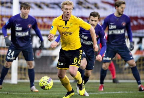 Sivert Heltne Nilsen sto for sommerens mest omtalte overgang i norsk fotball da han forlot Brann til fordel for danske Horsens. (Foto: NTB scanpix)